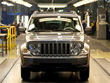 Chrysler отзывает  около миллиона автомобилей из-за неисправных подушек безопасности
