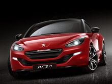Компания Peugeot  показала самое мощное купе в линейке