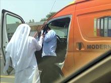 В Дубае арестовать чиновника, избившего водителя своим агалом, помогло видео с YouTube