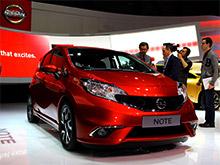 Nissan отзывает почти 13 000 хэтчбеков Note