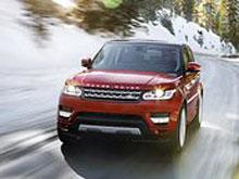 Стартовали продажи нового Range Rover Sport: от трех до пяти миллионов