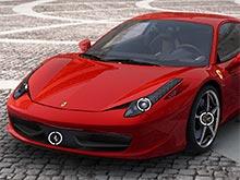 Ferrari подготовила к Франкфуртскому шоу особую версию 458 Italia - мощнее и легче
