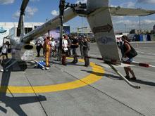 У МКАД появятся десять вертолетных площадок, откуда можно будет улететь в аэропорты