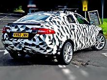 Папарацци поймали кроссовер Jaguar XQ, проходящий дорожные испытания