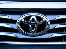 Toyota объявила повторный отзыв 780 тысяч автомобилей