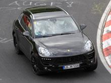 Porsche назвала цену нового кроссовера Macan в США - от 52 тысяч долларов