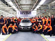 Volvo начинает производство удлиненного S60
