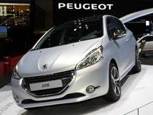 """Peugeot готовит """"заряженную"""" версию хэтчбека 208"""