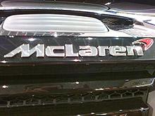 McLaren заменит стеклоочистители ультразвуковыми устройствами