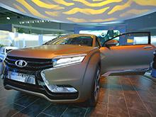 Новейший кроссовер Lada B-Cross может получить полноприводную модификацию