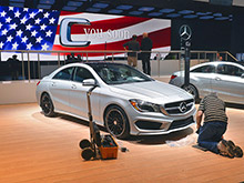 Ежегодный международный автосалон открывается в Детройте