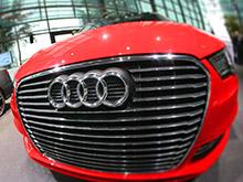 Audi начнет продавать в России гибрид e-tron