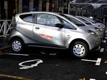 Мэрия Парижа сделала бесплатным прокат  электромобилей