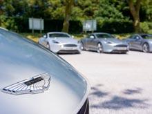 Aston Martin тестирует большой седан - конкурента Mercedes S-класса