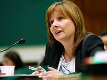 Руководительница GM подверглась жесткой критике в Конгрессе США