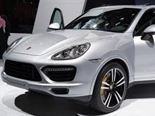 Объявлены  российские цены на новый  Porsche Cayenne