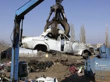 10 млрд на скидки: заработала программа утилизации старых автомобилей
