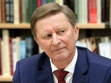 Перекрытие дорог в Москве для проезда чиновников глава президентской администрации Сергей Иванов назвал мифом