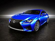 """Lexus назвал рублевые цены на """"заряженное"""" купе RC F  - заметно дороже, чем анонсировалось"""
