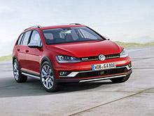 Volkswagen представил внедорожную версию Passat