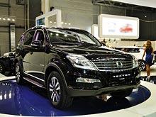 SsangYong  приостановил поставки машин в Россию