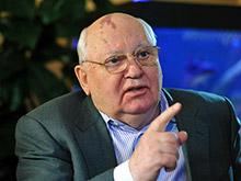 Михаил Горбачев попал в ДТП в Москве