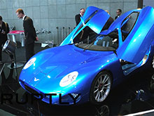 Финны показали  прототип электросуперкара мощностью 1360  л.с.