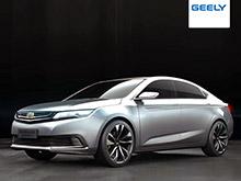 Geely показала предвестника нового Emgrand EC7
