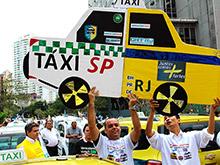 В Сан-Паулу запретят сервис Uber