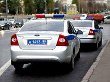 Лейтенант ГИБДД сбил женщину на пешеходном переходе в центре Москвы