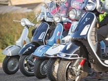 Италия готовится торжественно отпраздновать 70-летие культового мотороллера Vespa