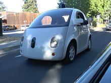 Google  вместе с  Uber и Ford создали  коалицию для  продвижения  самоуправляемых авто