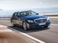 Mercedes-Benz  представил новое поколение универсала E-Class
